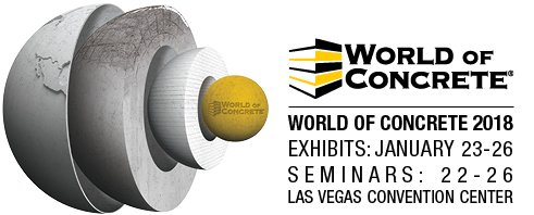 The largest annual international event dedicated to concrete and masonry professionals.